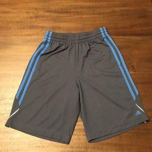 Adidas Climalite Boys Shorts. Size 11/12.